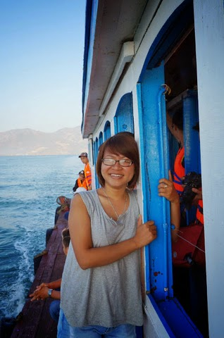 Giá vé tàu đi đảo Bình Ba