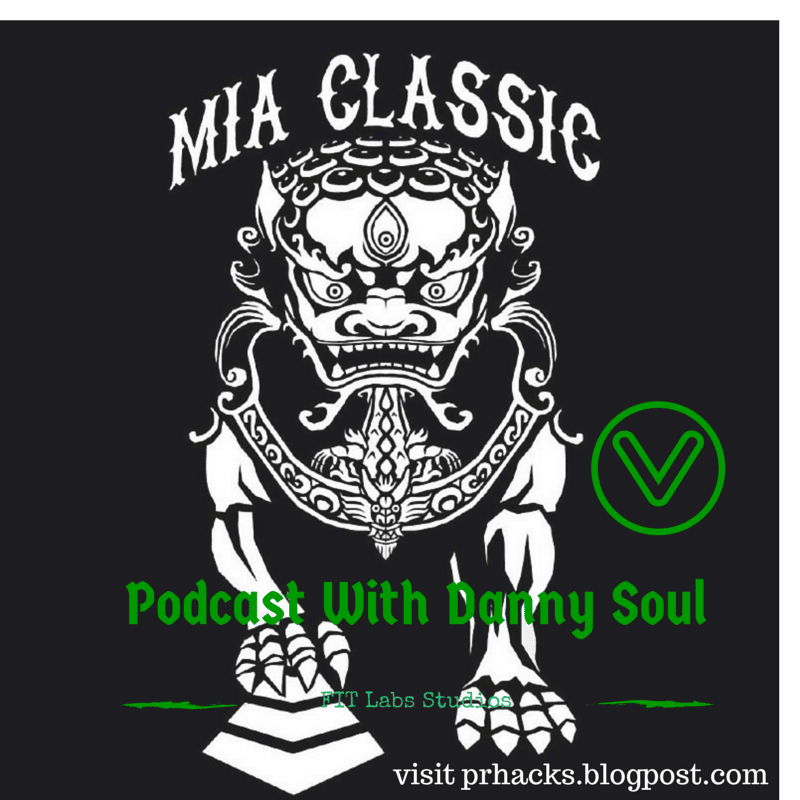 Fit Labs Pr Hacks Podcast Danny From Crossfit Soul