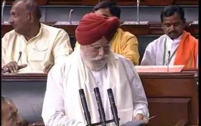BJP MP from Darjeeling SS Ahluwalia raises Kamtapuri language issue in Parliament