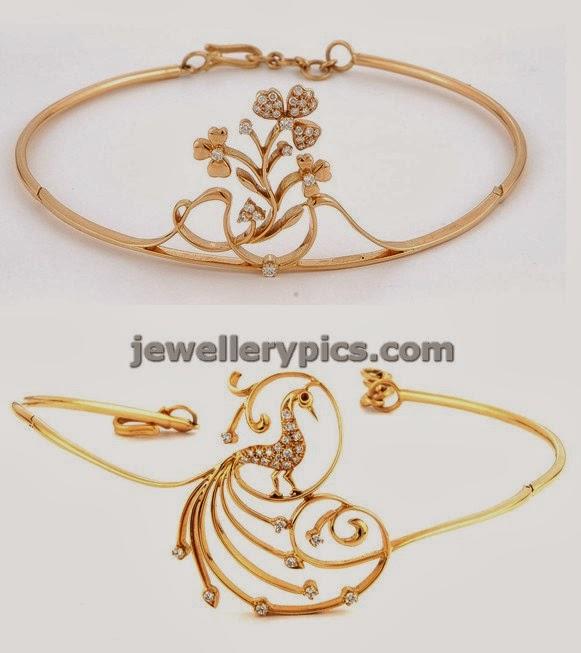 ANS jewellers diamond armband simple designs