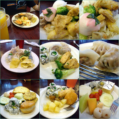 Panda Buffet Chinese Food
