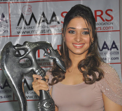 tamanna at racha axe presentation