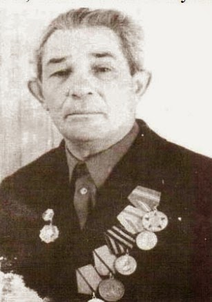 Лихачев Никита Егорович