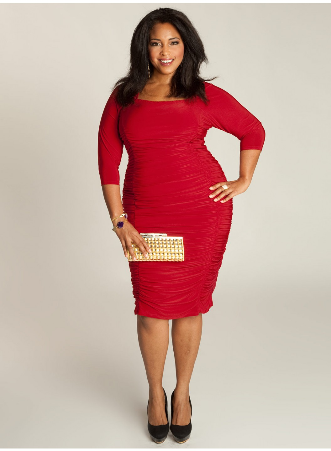 The Styles of Plus-Size Dresses You Can Choose From - Plus ...