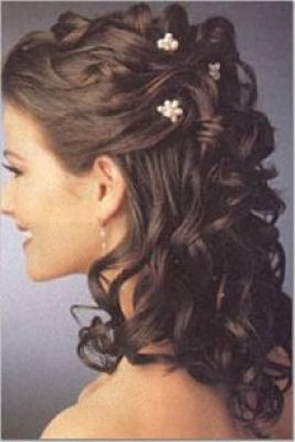 the latest prom hair styles