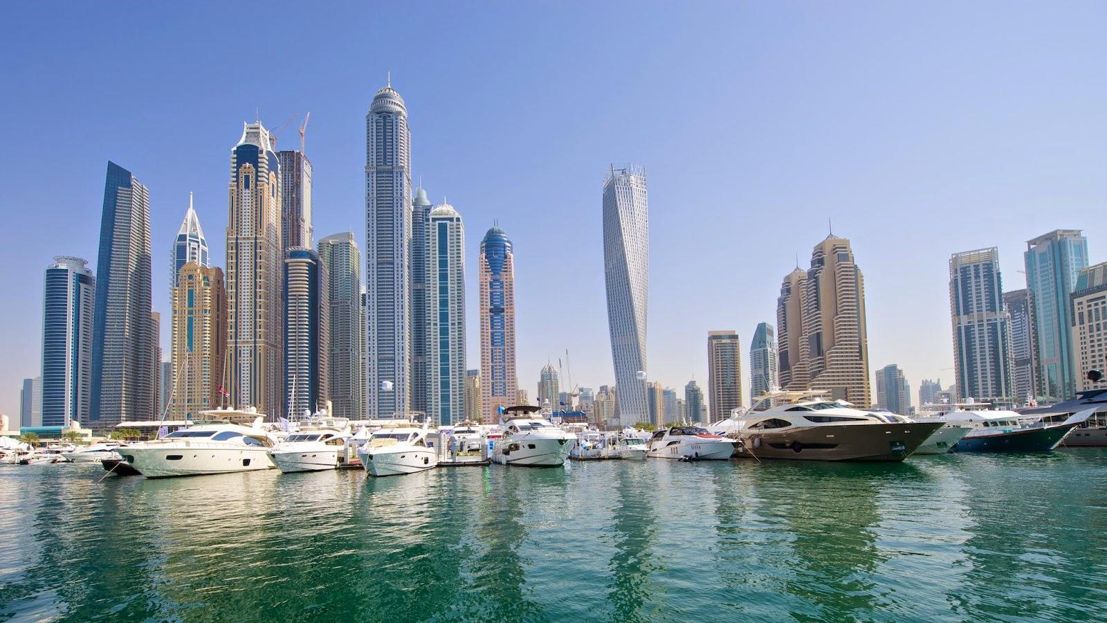 Dubai Top Ten Tourist Attractions