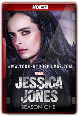 Jessica Jones 1ª Temporada (2015) Torrent - Dublado WEBRip 720p