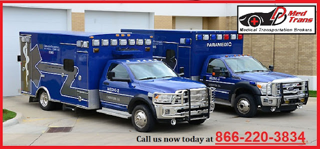 On-Time Medical Transportation in Arizona, USA