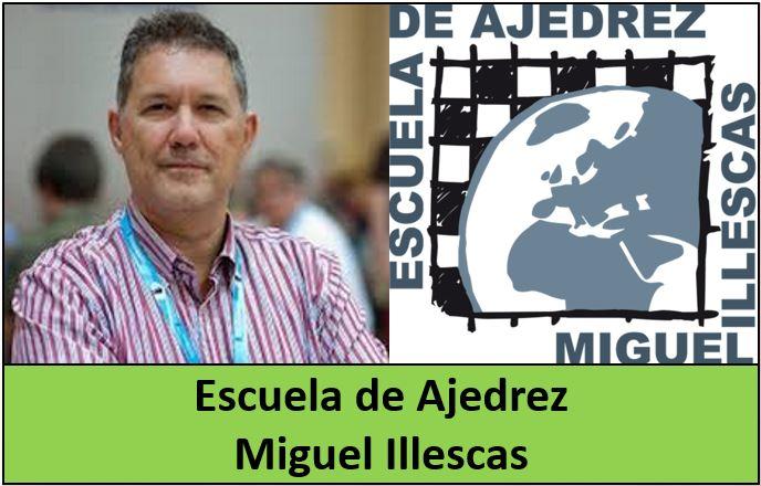 Escuela de Ajedrez Miguel Illescas