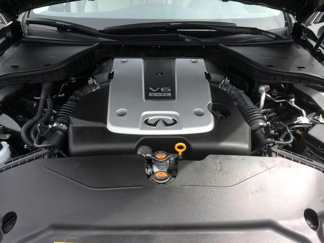 Infiniti Q50 2014 V6 Engine