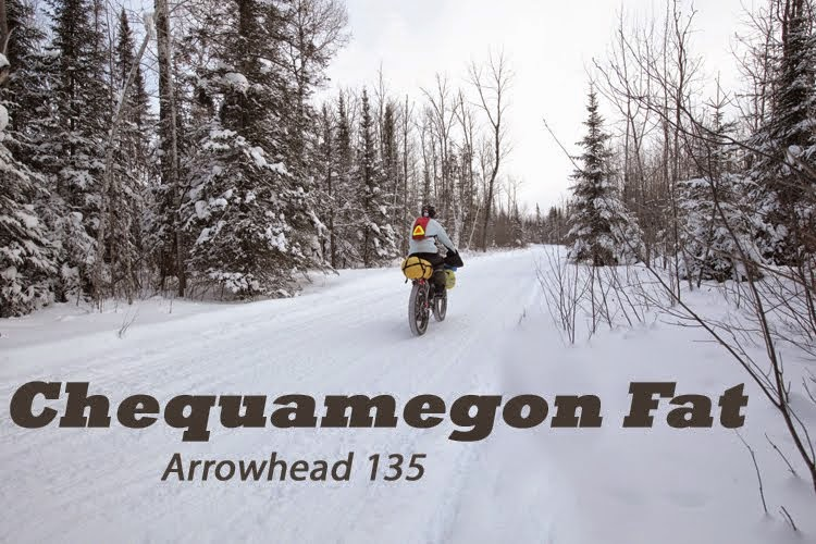 Chequamegon Fat: Arrowhead 135
