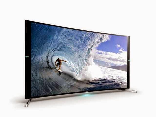 Giới thiệu TV 4K màn hình cong kích thước 65 inch và 75 inch 1
