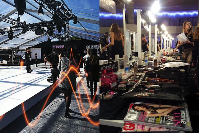 Glamour Street Fashion Show & El Corte Inglés, Street Style