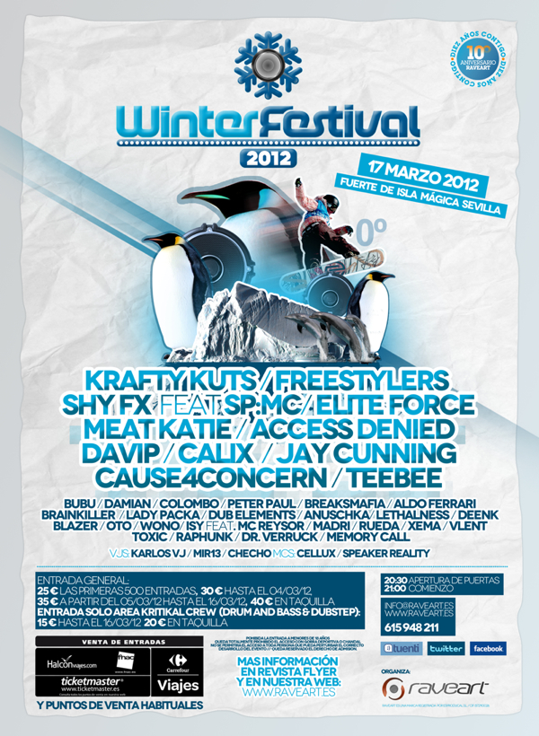Winter Festival 2012 (Sevilla) 17.03.2012