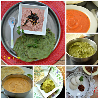 chutney recipe for idli dosa
