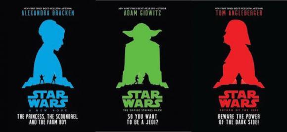 Star Wars Novels (Listening Library) - Alexandra Bracken, Adam Gidwitz, Tom Angleberger