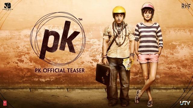 PK (Peekay) (2014)