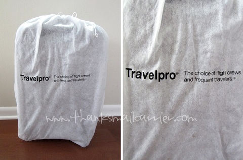 Travelpro Crew 9 review