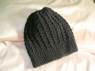 Sneaky Snakes knitted hat