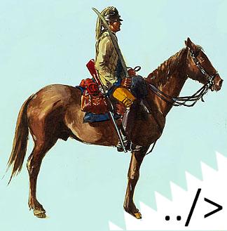Zdroj: http://en.wikipedia.org/wiki/Dragoon#/media/File:Dragoon-illustration.jpeg