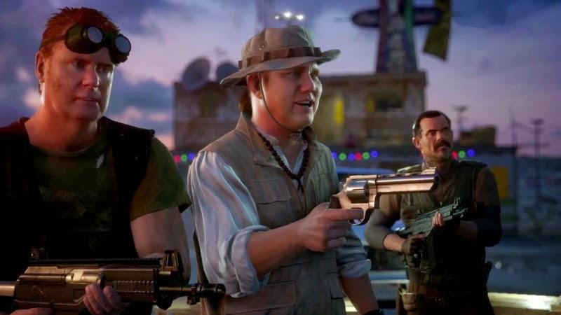 Battlefield Hardline: Ημερομηνία κυκλοφορίας