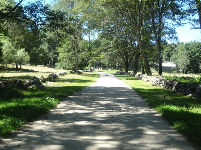 Battle Road Trail, Lincoln, Concord, Massachusetts