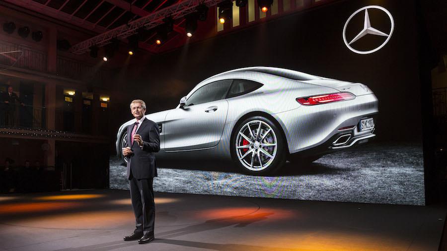 新型車が揃う「メルセデスベンツ」のメディア向けのイベントがカッコいい!