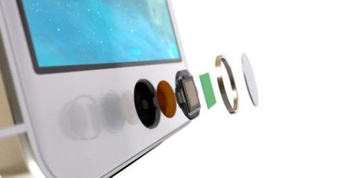 Per aumentare il livello di sicurezza del proprio dispositivo Apple ha introdotto nell'iPhone 5S un sensore di riconoscimento delle impronte digitali