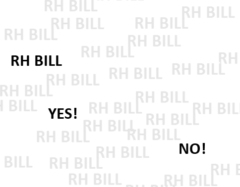 RH BILL - Reproductive Health Bill