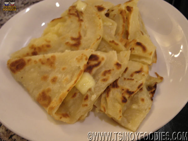 cheese prata