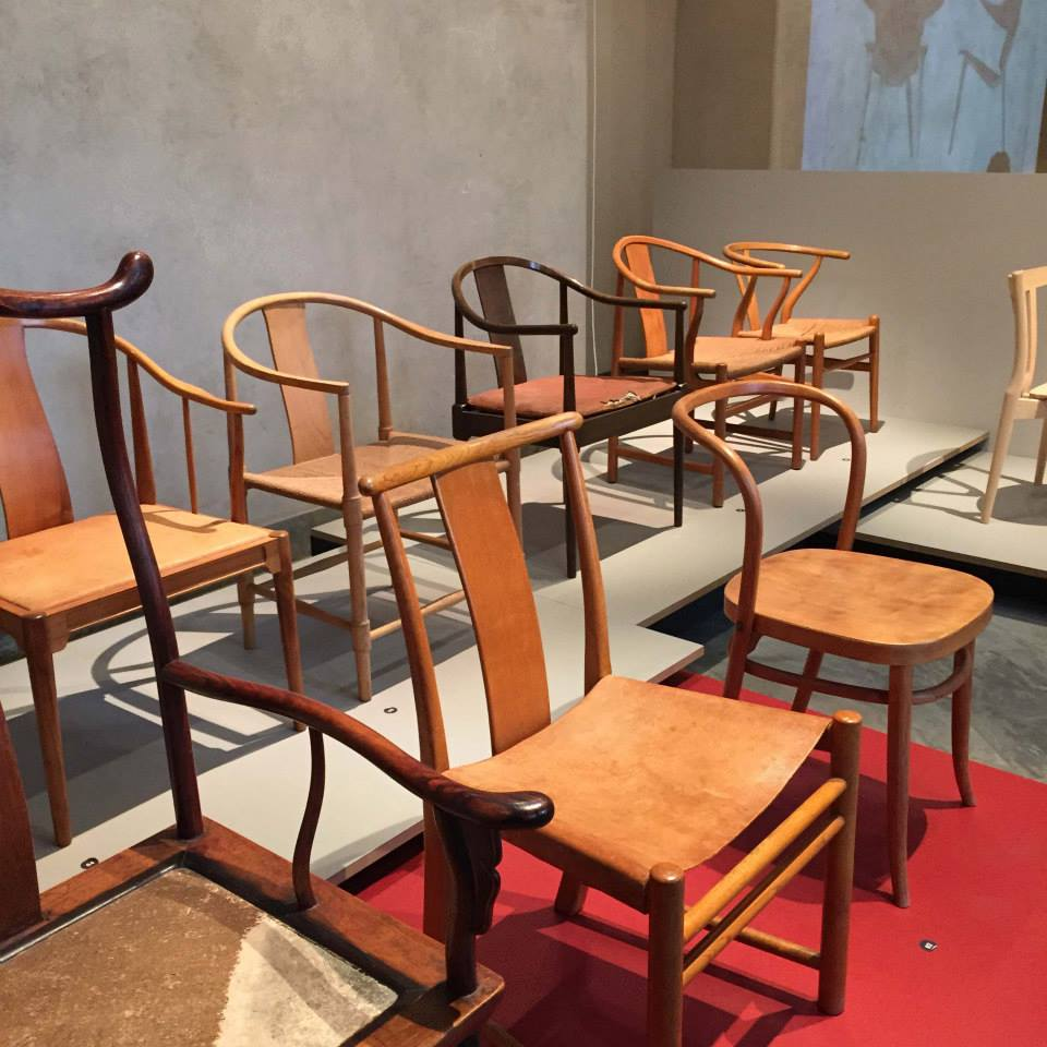 but when i saw these chairs they all looked wonderful beautiful designs in their own they didnt seem like incomplete versions of something