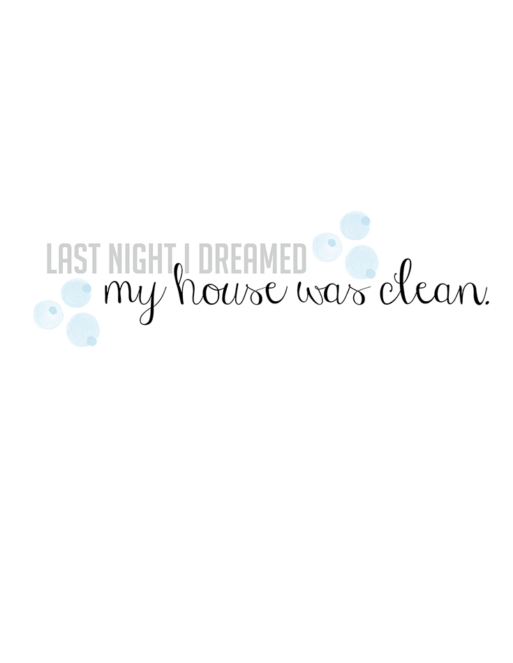 "How to ""Clean"" a Home in a Hurry: How I Make Sure My Home Looks & #SmellsClean  and a free printables!"