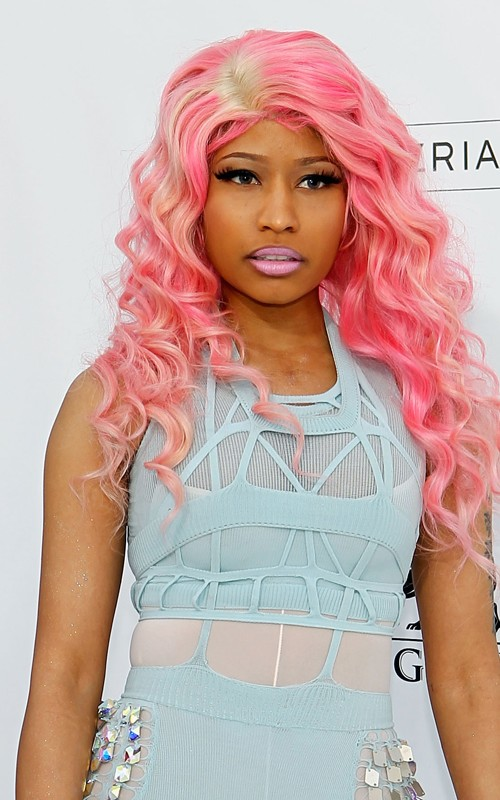 nicki minaj images 2011. Nicki Minaj arriving at the