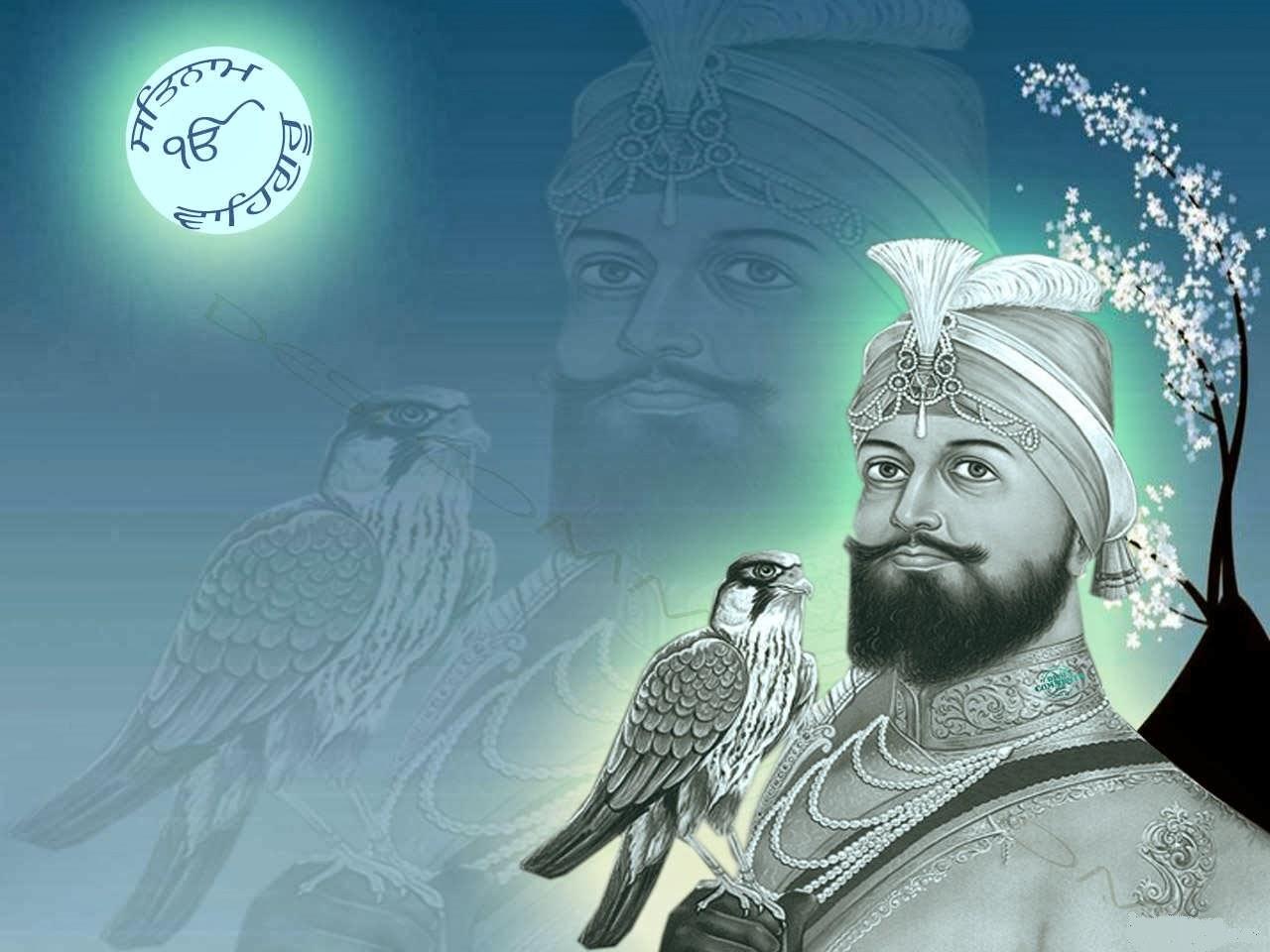 Happy Guru Gobind Singh Jayanti January 2014 Hd Wallpapers And
