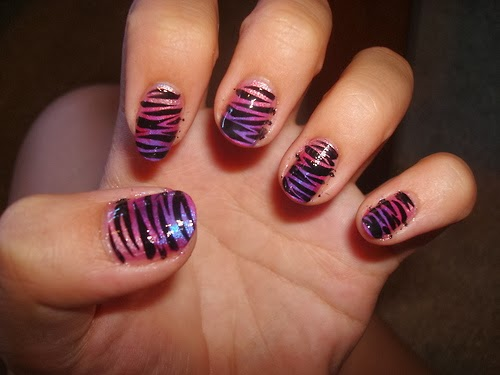 Cool Nail Designs Short Nails | Nail Art Ideas 101