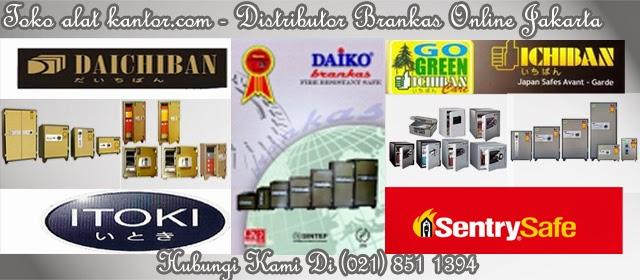Distributor Brankas Jakarta