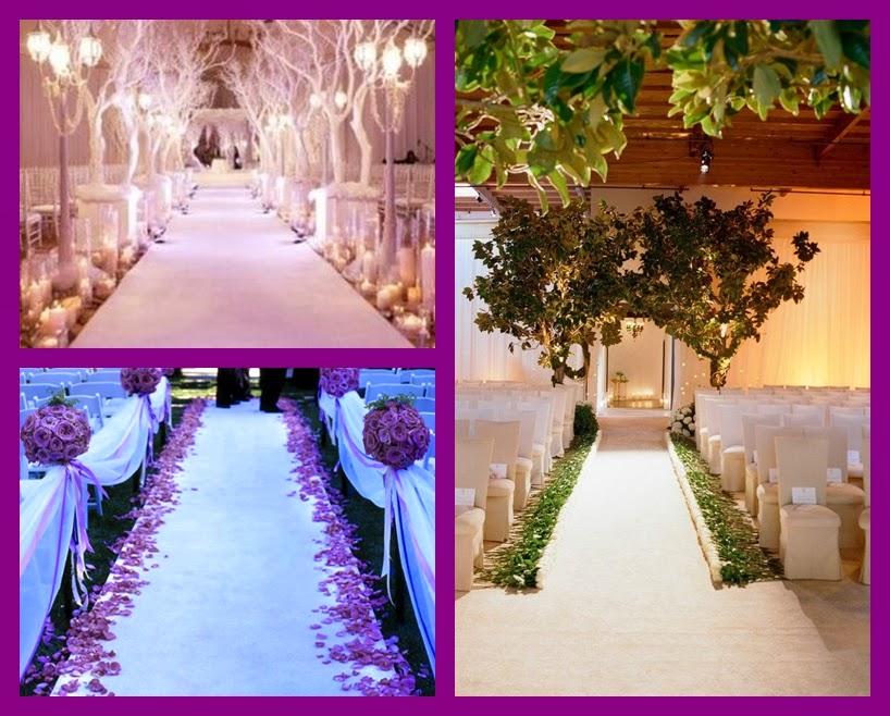 dekoracje slubne opolskie biały dywan na slub