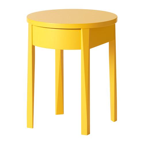 Stockholm bedside table
