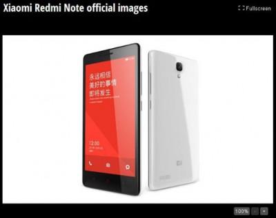 Hugo Barra : Xiaomi Redmi Note Rilis Untuk Pasar Internasional di Mei 2014