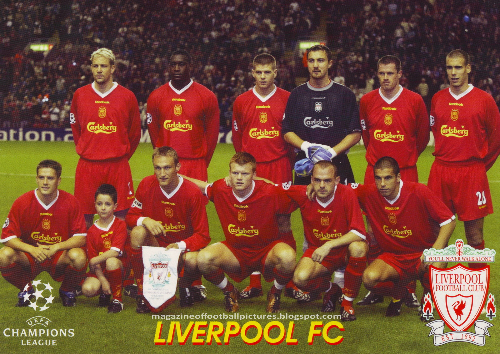 Image result for liverpool 2002