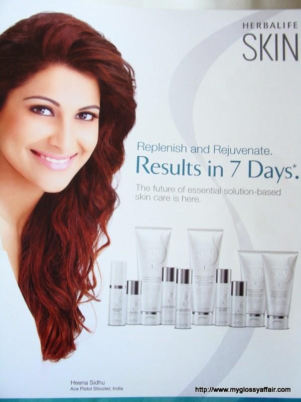 Herbalife launches Skin Care line - Herbalife SKIN