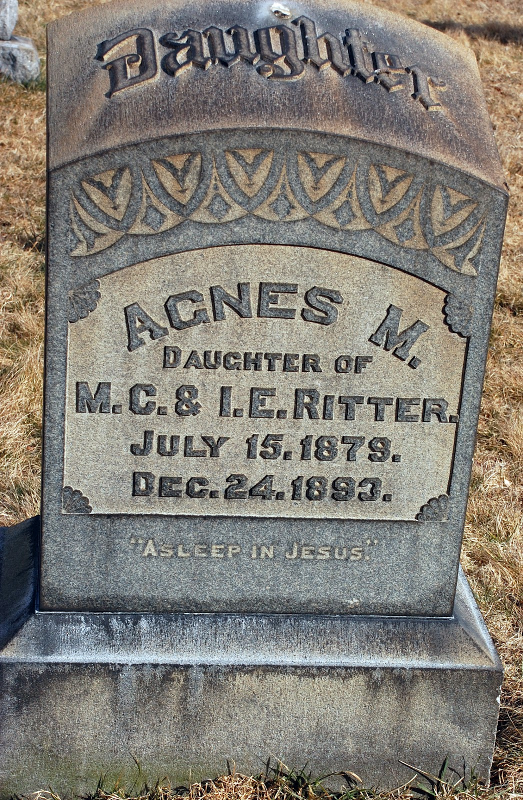 how to clean old tombstones