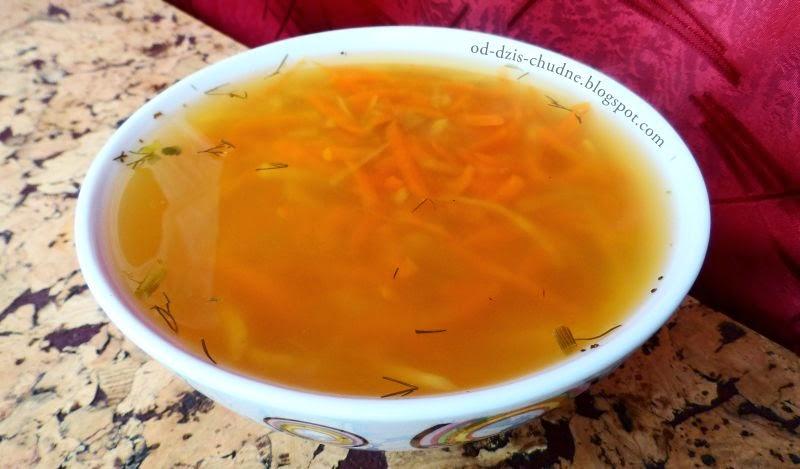 ogórkowa zupa