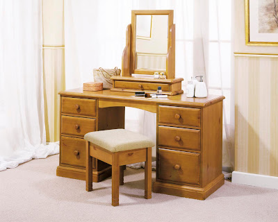 Modular Dressing Table Design