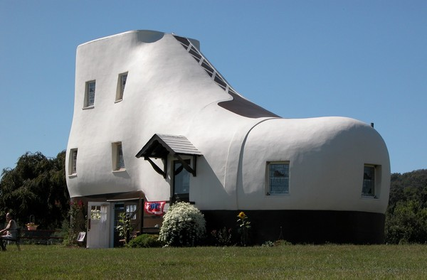 Haines Shoe House in Pennsylvania, Most Amazing Homes