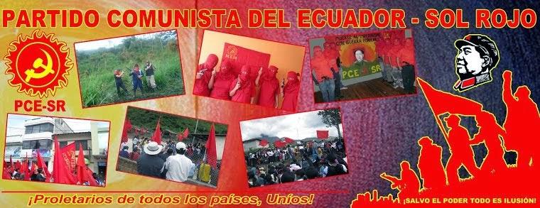 Partido Comunista del Ecuador-Sol Rojo
