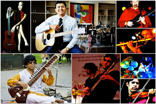 Upcoming music concerts in Delhi