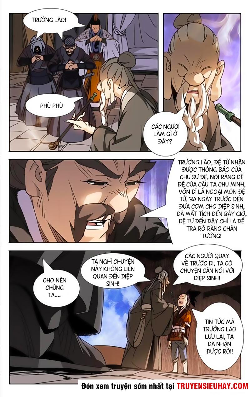 Trảm Đạo Kỷ trang 5