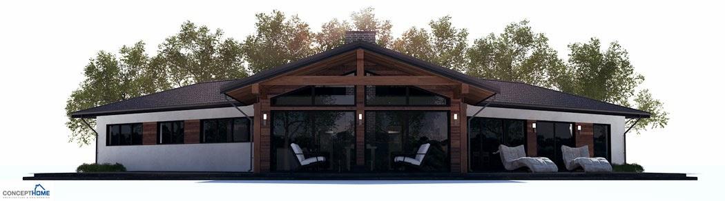 Australian house plans modern australian house plan ch239 for Modern australian house plans
