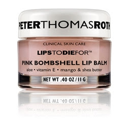 Peter Thomas Roth, Peter Thomas Roth Lips To Die For Pink Bombshell Lip Balm, lips, lip balm, skin, skincare, skin care, makeup